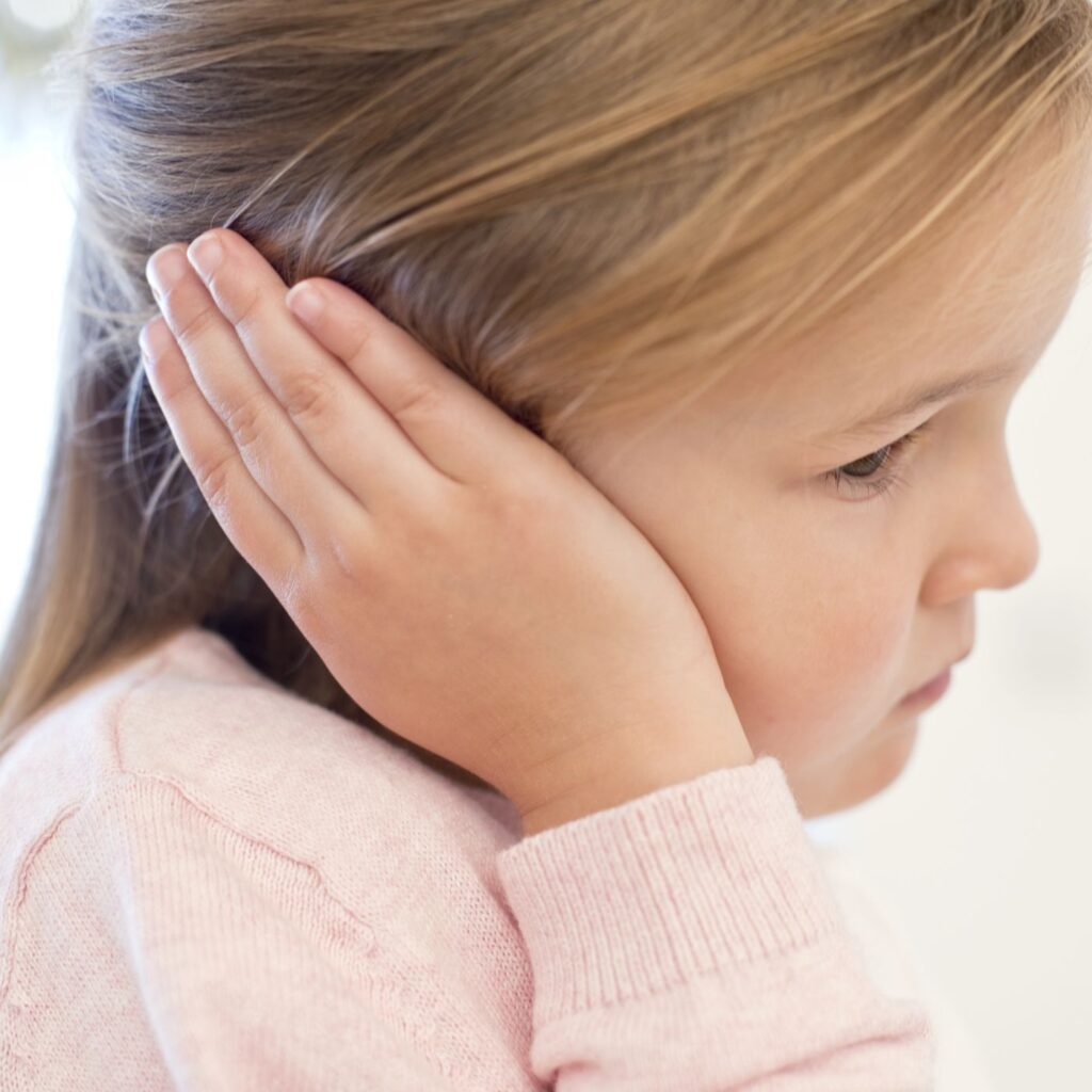 Prominent ear negatively affects child psychology