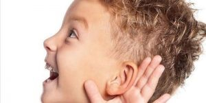 Prominent ear surgery for children
